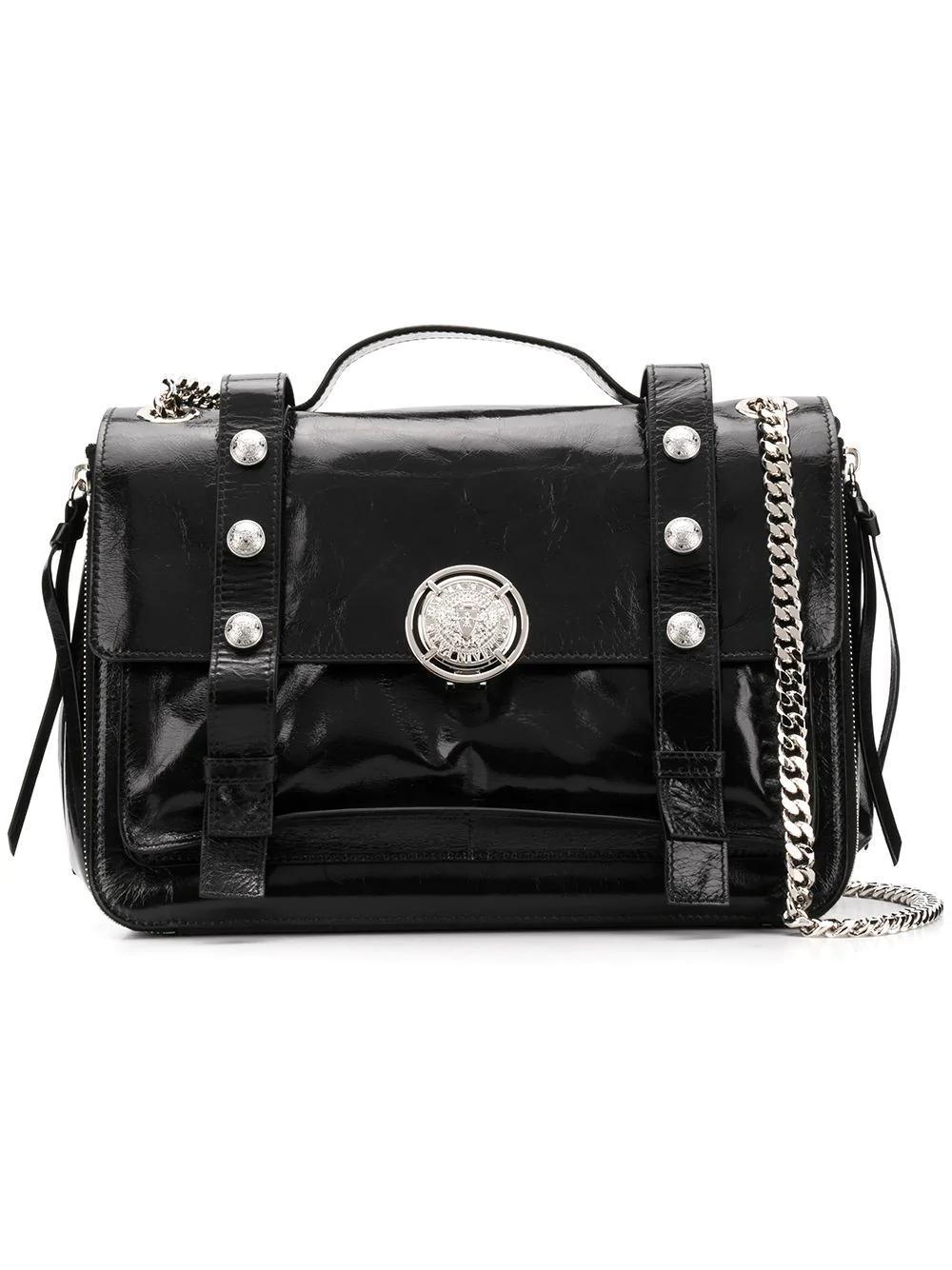 a99468865b Balmain Chain Flap Bag - Black | ModeSens