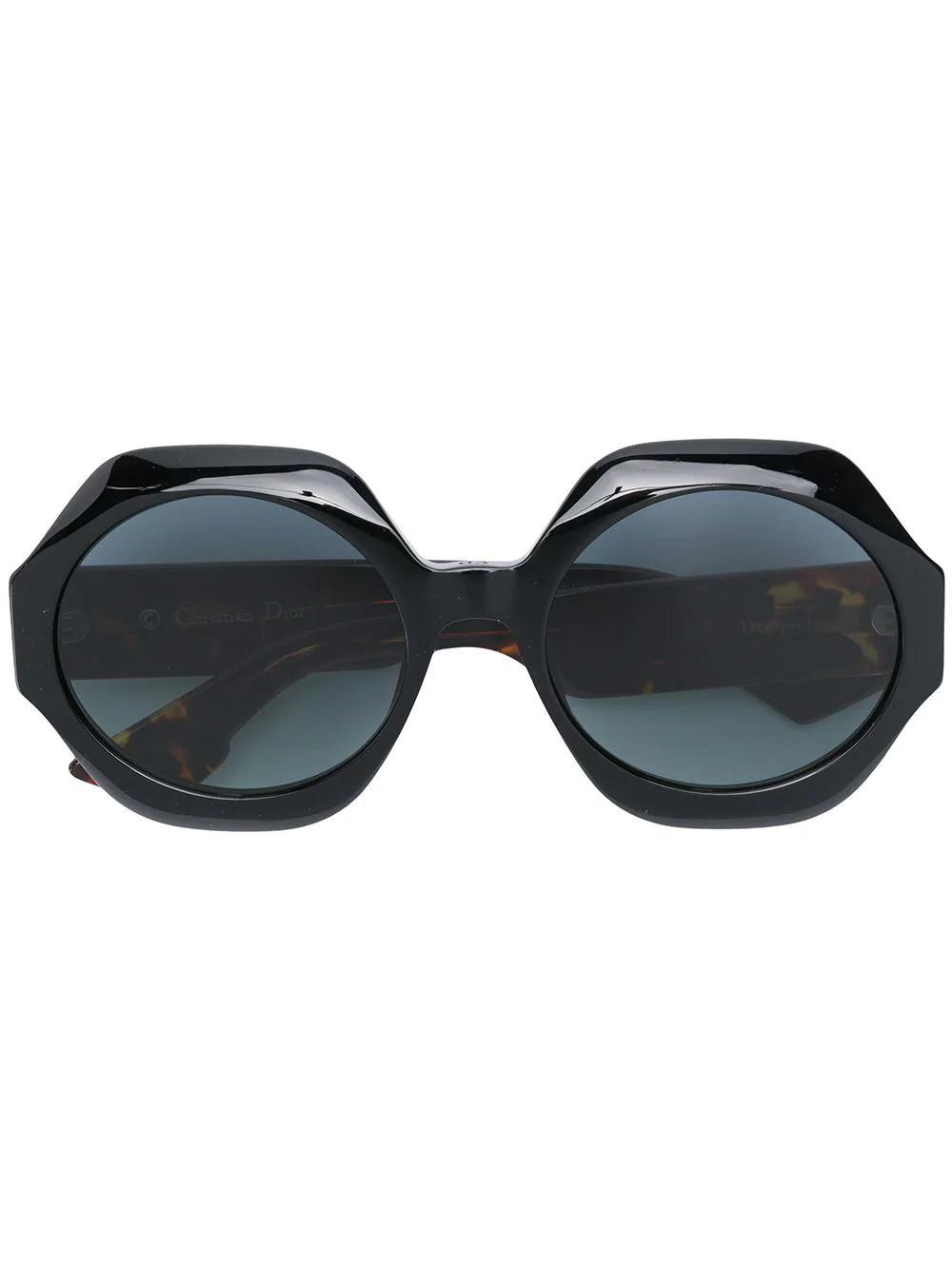 ab3bb3b94fe6 Dior Eyewear Spirit 1 Sunglasses - Black