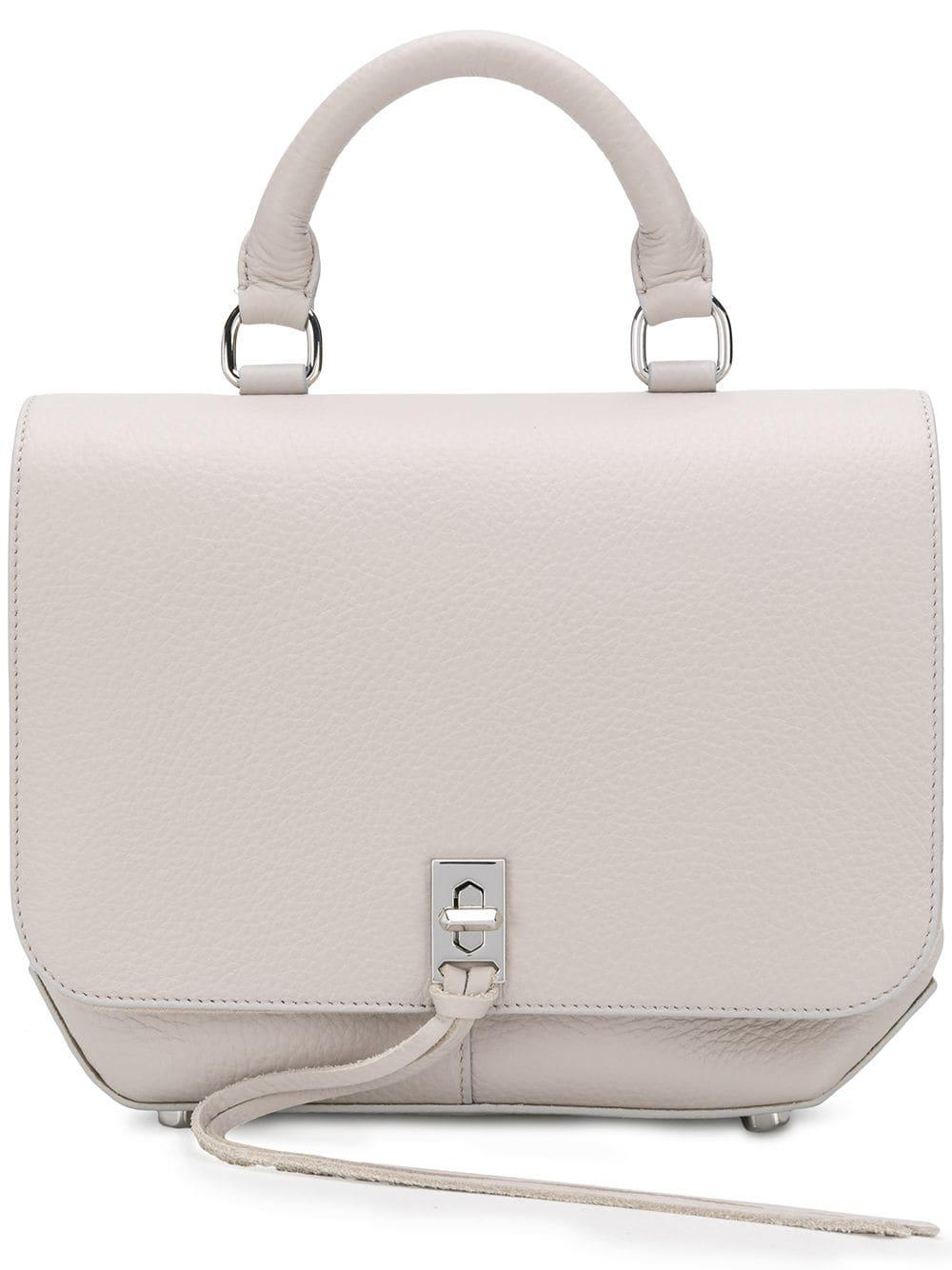 cb39b9931 Rebecca Minkoff Medium Darren Convertible Backpack - Neutrals | ModeSens