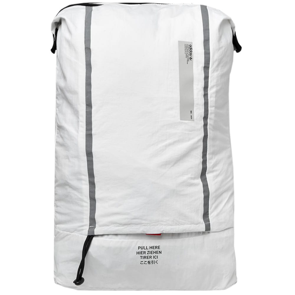 f712173bd4509 Adidas Originals Adidas Nmd Packable Backpack In White