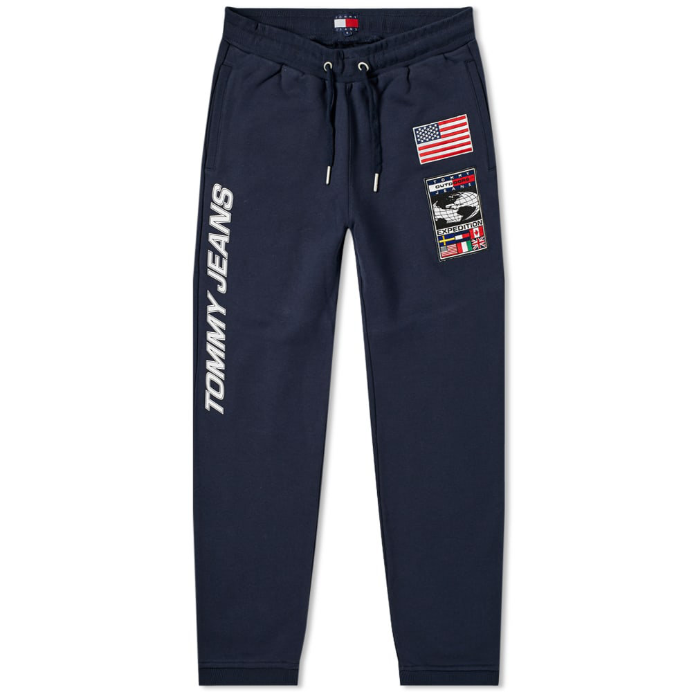 0b79b497d Tommy Jeans 6.0 Expedition Sweat Pant M16 In Blue | ModeSens