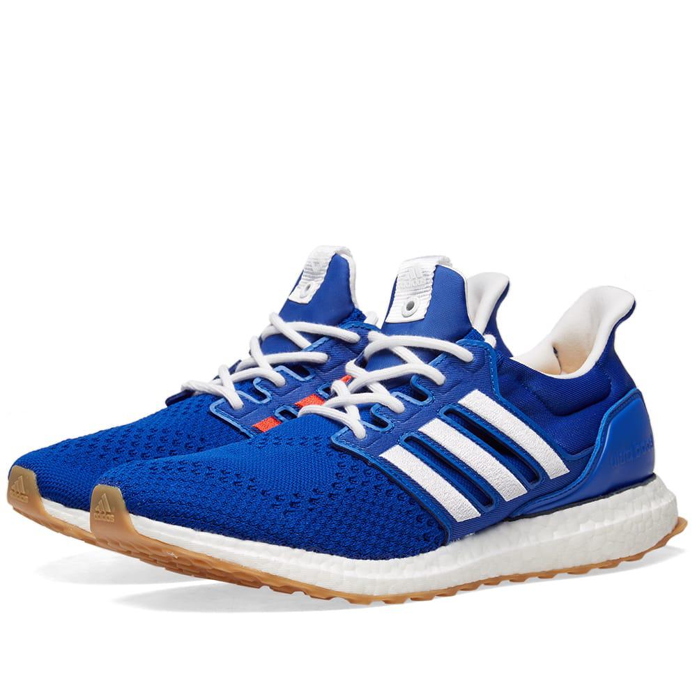 797addaf6b0 Adidas Consortium X Engineered Garments Ultra Boost In Blue