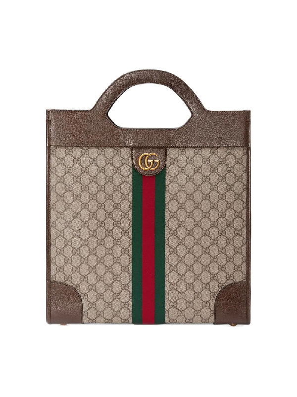 2356be2349b3 Gucci Ophidia Gg Medium Top Handle Tote In 8745 Gg Beige | ModeSens