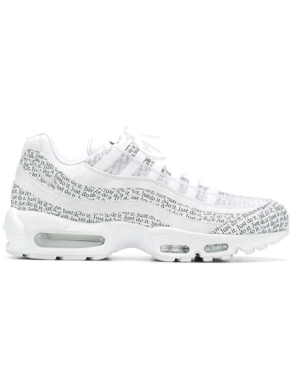Nike Air Max 95 Sneakers In White