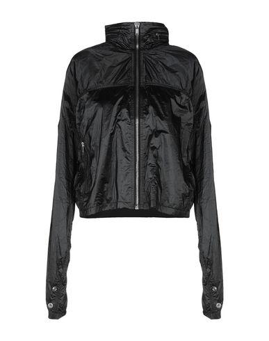 Rick Owens Drkshdw Jacket In Black