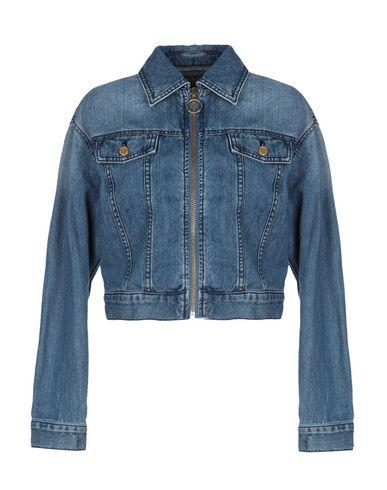 Michael Michael Kors Denim Jacket In Blue
