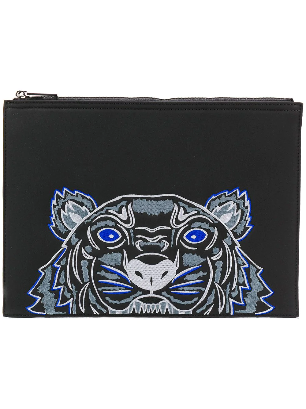cde275768e0 Kenzo Tiger Clutch Bag - Black | ModeSens
