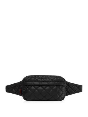 d8af3fb427c44b Mz Wallace Metro Belt Bag In Black