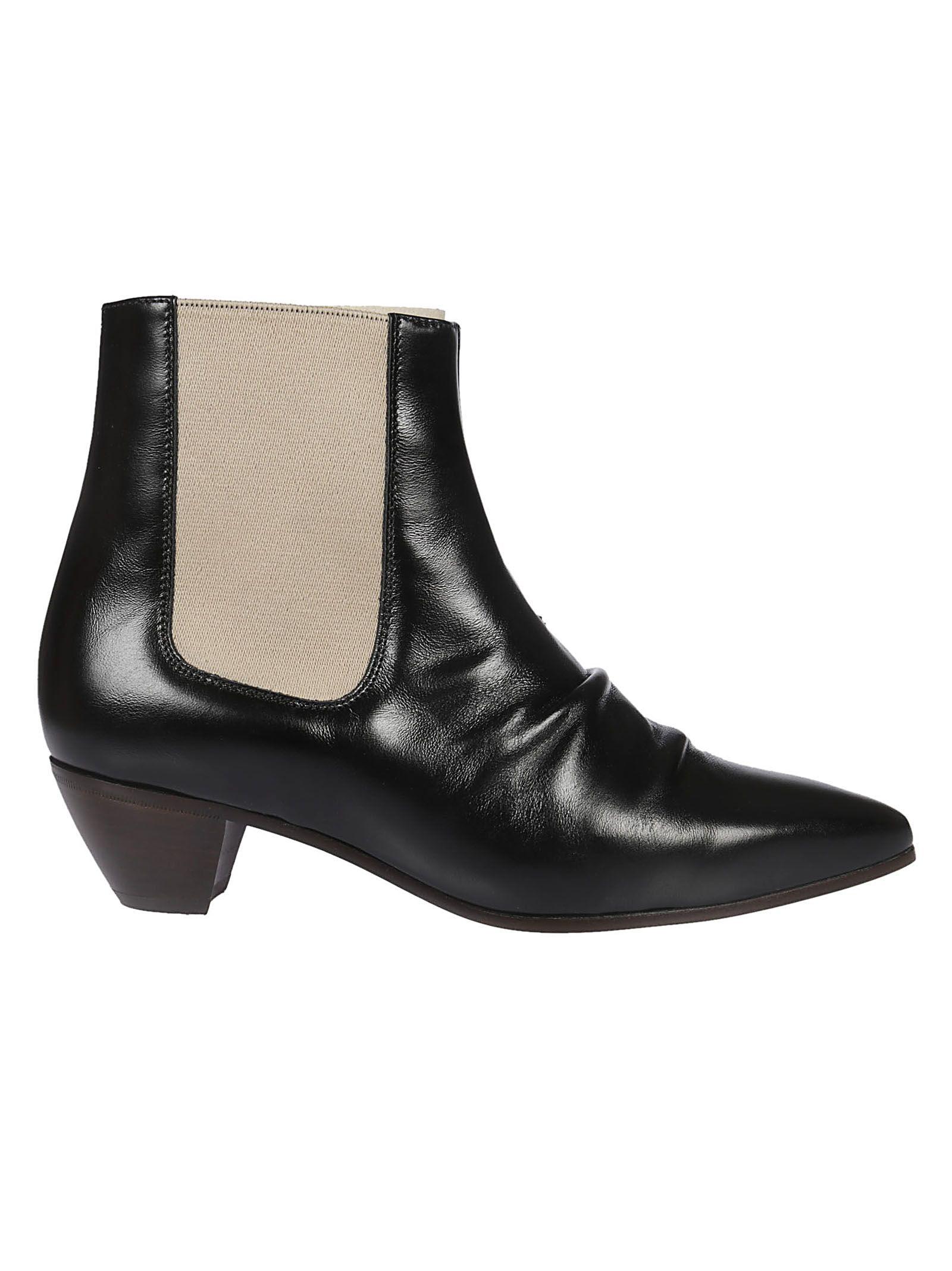 9aa05ff556fe Celine CÉLine John Ankle Boots In Black | ModeSens