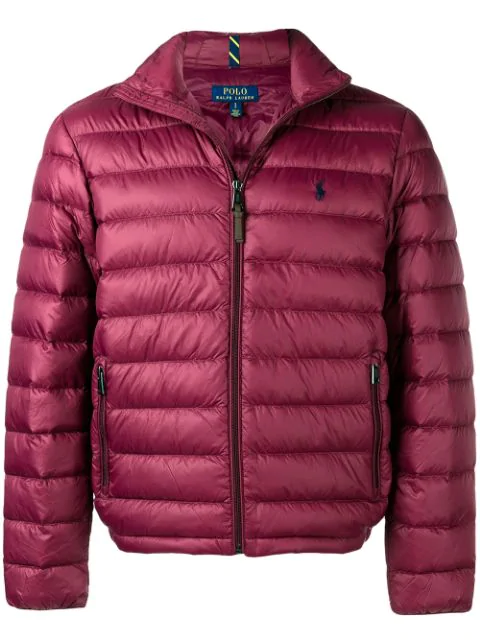 Polo Ralph Lauren Padded Jacket - Red
