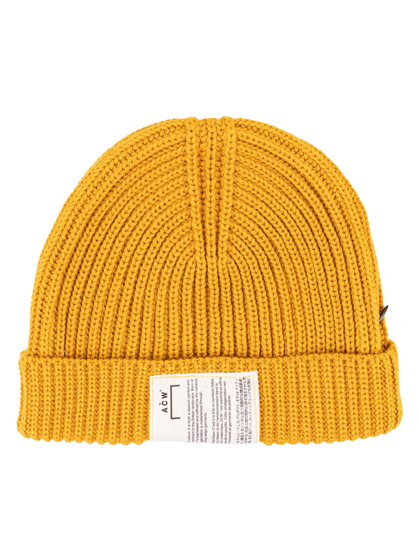 1eddac538ec29 A-Cold-Wall  A Cold Wall Beanie In Amber