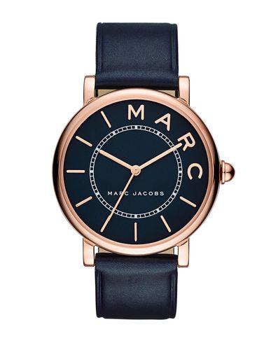 Marc Jacobs Wrist Watch In Dark Blue