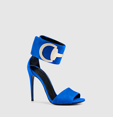 f4cfdca07 Gucci Rooney Horsebit Ankle Strap Sandals In With   ModeSens