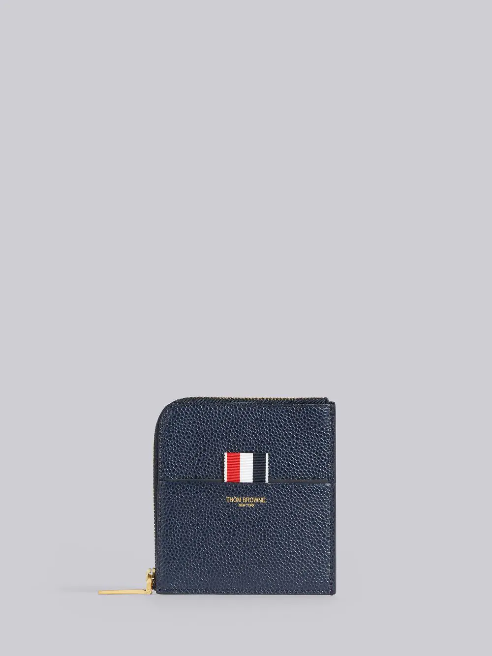 7399bb8384d Thom Browne Bicolor Square Wallet In Blue | ModeSens
