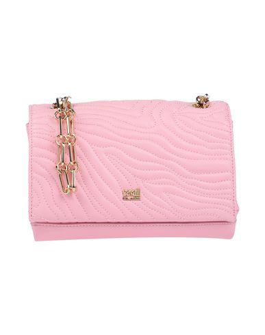 Cavalli Class Cross-body Bags In Pink