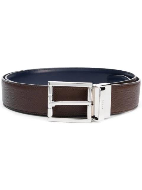Bally Astor 35Mm Belt - Brown