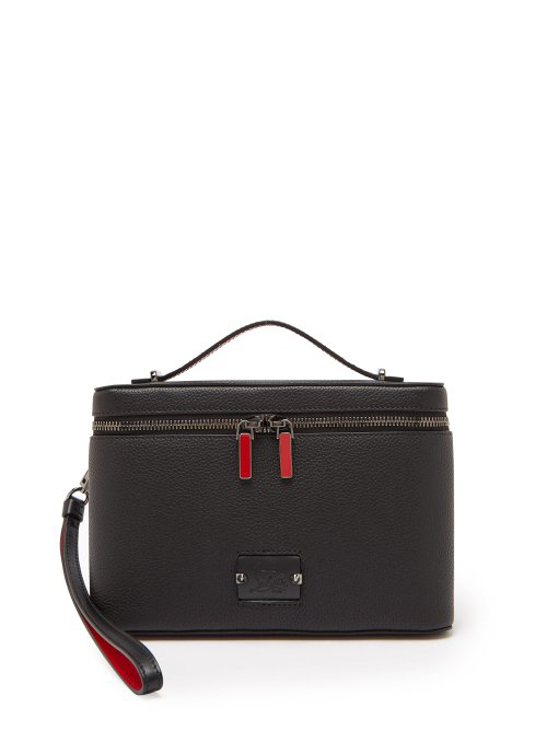 e95bcf41b9a Kypipouch Leather Bag in Black