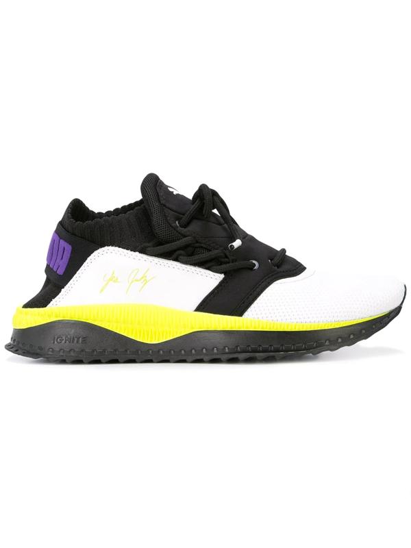 Puma X Yes Julz Tsugi Sneakers In Black