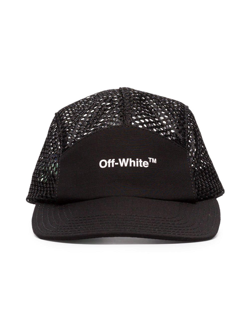 e937d20079cf2 OFF-WHITE. Off-White Five Panel Cap ...