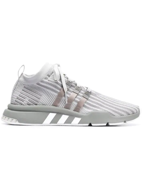 quality design e88be 06719 Adidas Eqt Support Mid Adv Primeknit Sneakers - Grey
