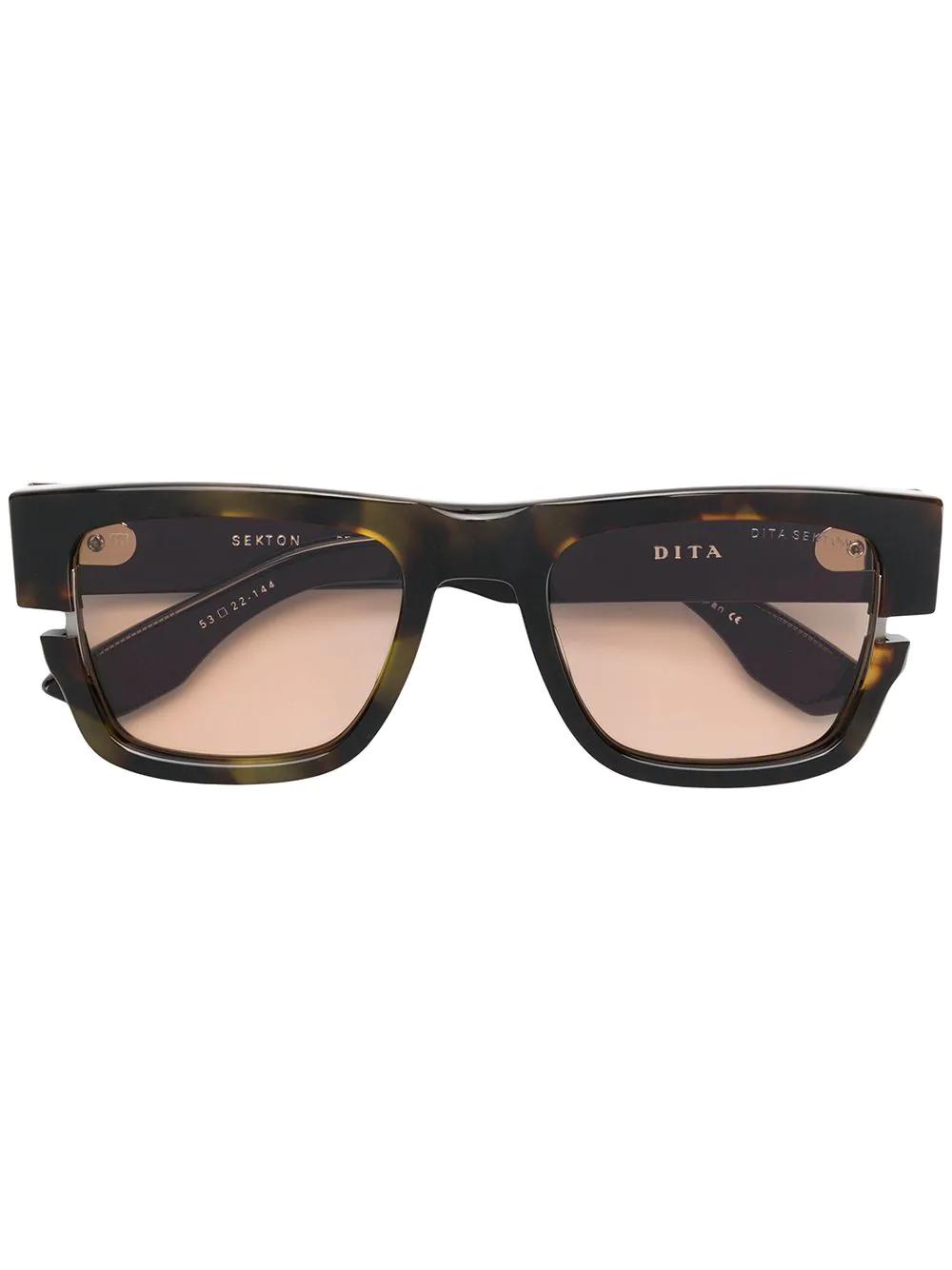 35883061fb5e Dita Eyewear Sekton Sunglasses - Brown