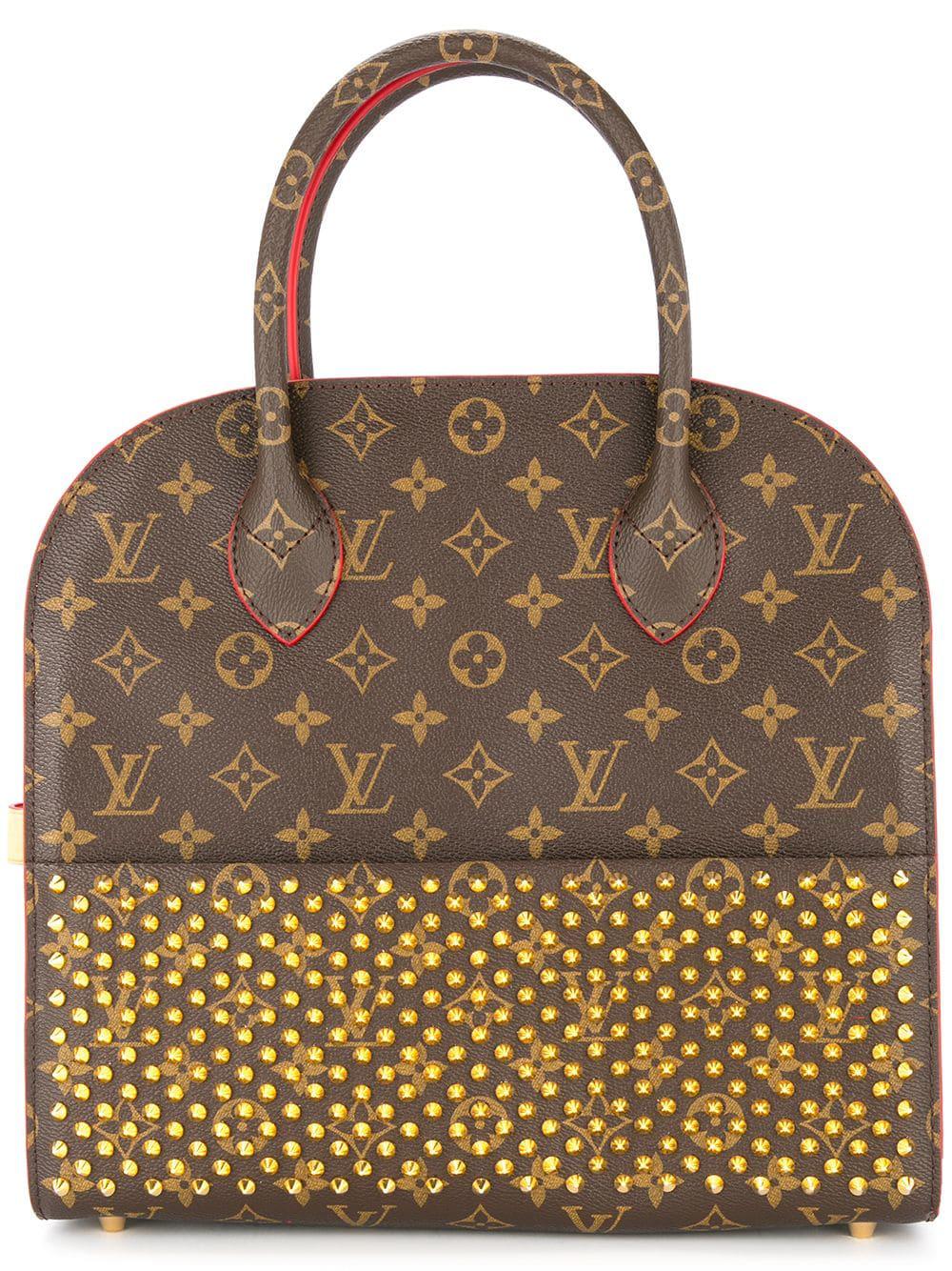 1dfe7e687686 Louis Vuitton Vintage Iconoclasts Tote - Brown. Farfetch