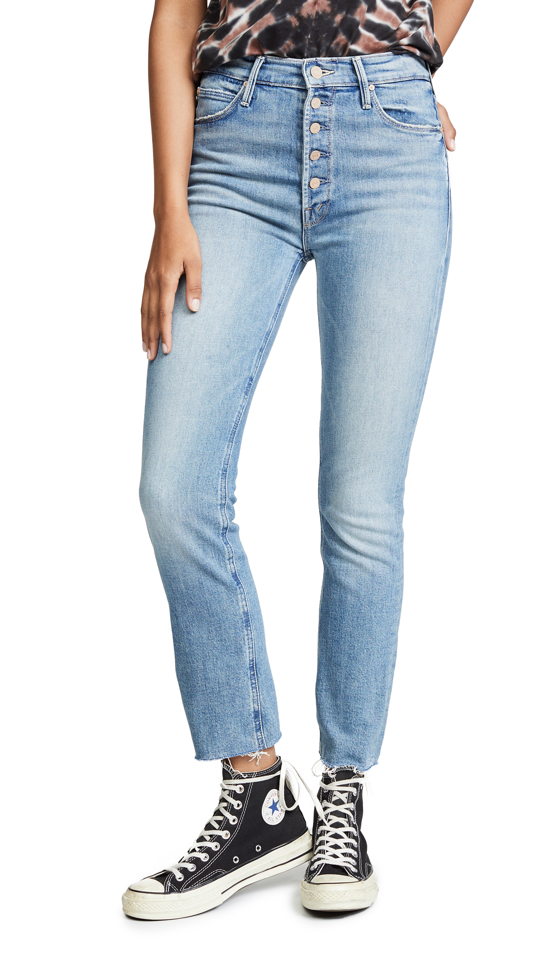 Jeans In The Ankle Pixie Fray Secret Mother SisterModesens Dazzler ARL34j5