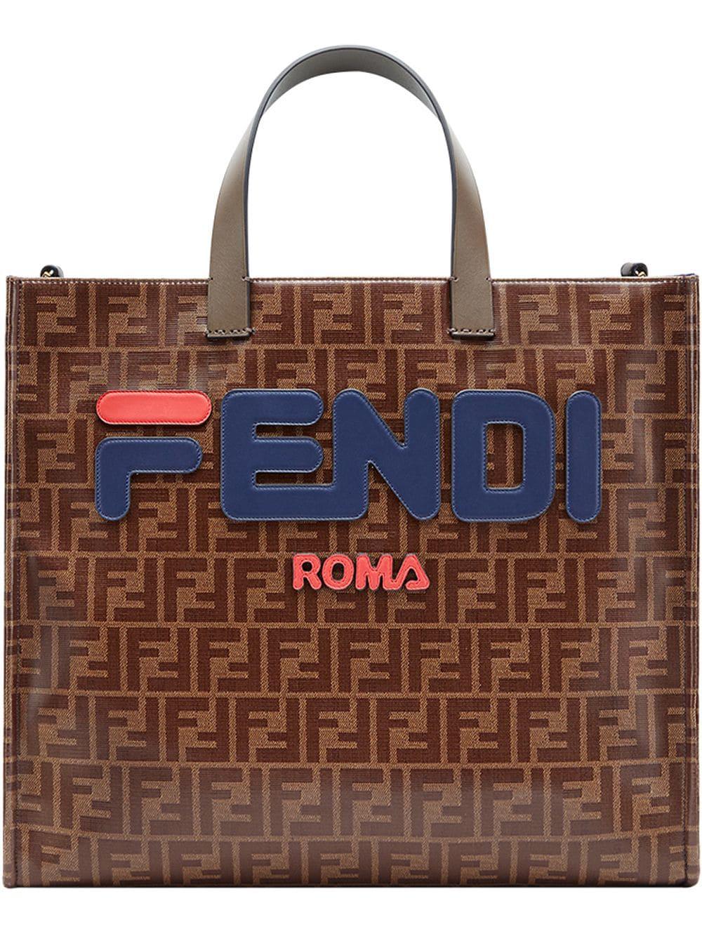Shopping S  Shopper von Fendi mit folgenden Eigenschaften  Henkel 7e5bcd7bf234b