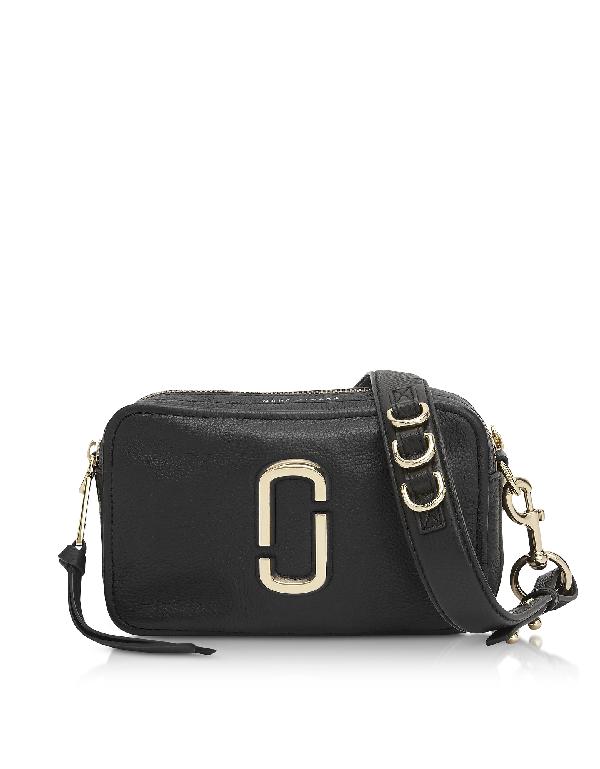 1a9954ab526d Marc Jacobs The Softshot 27 Crossbody Bag - Black