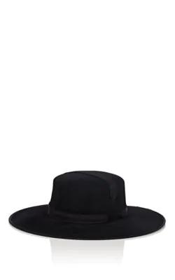 0c9e2921 Lola Hats Zorro Fur-Felt Hat - Black | ModeSens