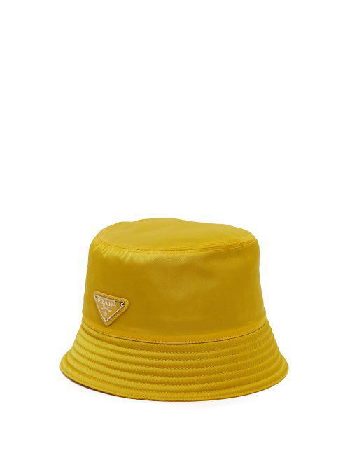 cbf80ad45 Logo bucket hat