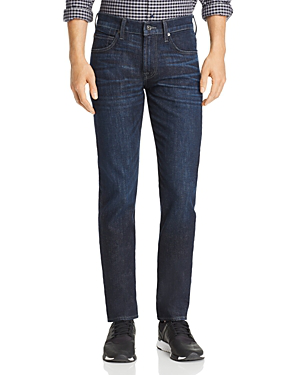7 For All Mankind Standard Straight Fit Jeans In Drifter