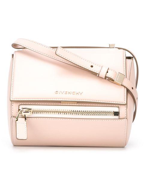 Givenchy Pink Mini 'Pandora Box' Shoulder Bag