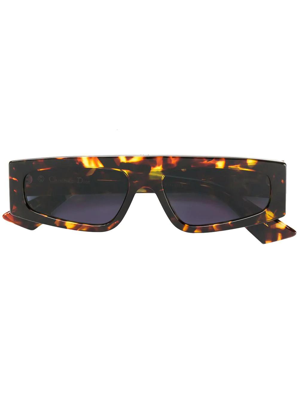 f8502bcf78ead Dior Eyewear Power Sunglasses - Brown