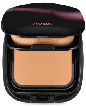 Shiseido The Makeup Perfect Smoothing Compact Foundation Spf 15 Refill In O80 Deep Ochre