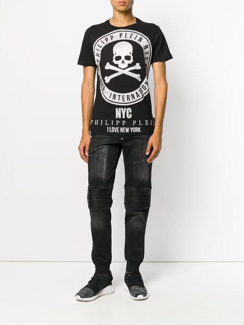 4d5f32666b Philipp Plein T-Shirt Round Neck Ss