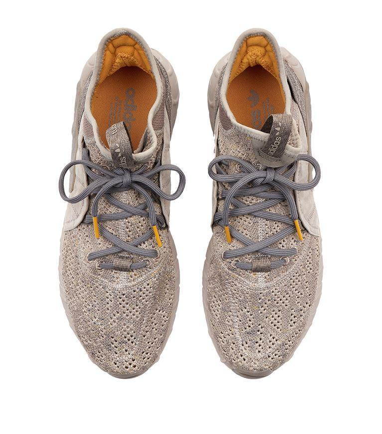 quality design baf82 a0cce ADIDAS ORIGINALS Tubular Rise Sneakers In Beige By4139 - Beige in White