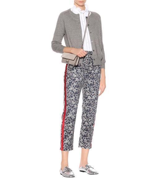 5f07d678e5e Etoile Isabel Marant Fliff Printed Jeans In Blue