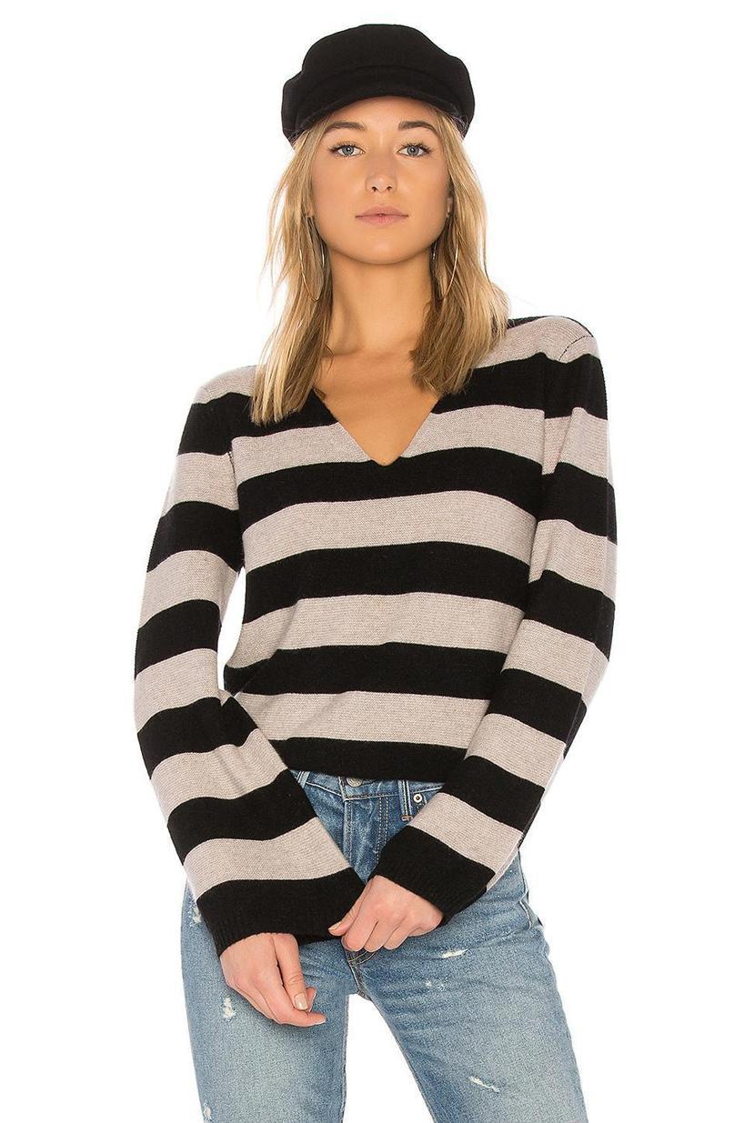 a71381585e18f Janessa Leone Mattie Fisherman Wool-Blend Cap In Black And Grey ...