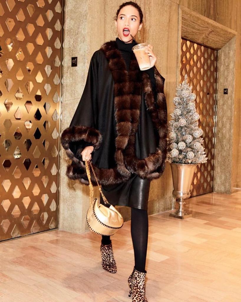 63761233e1 SAM EDELMAN Women's Kinzey Leopard Print Calf Hair Kitten-Heel Booties