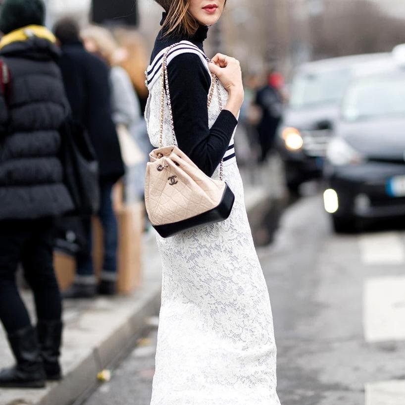 14629b98aa6e Chanel  S Gabrielle Backpack In Black