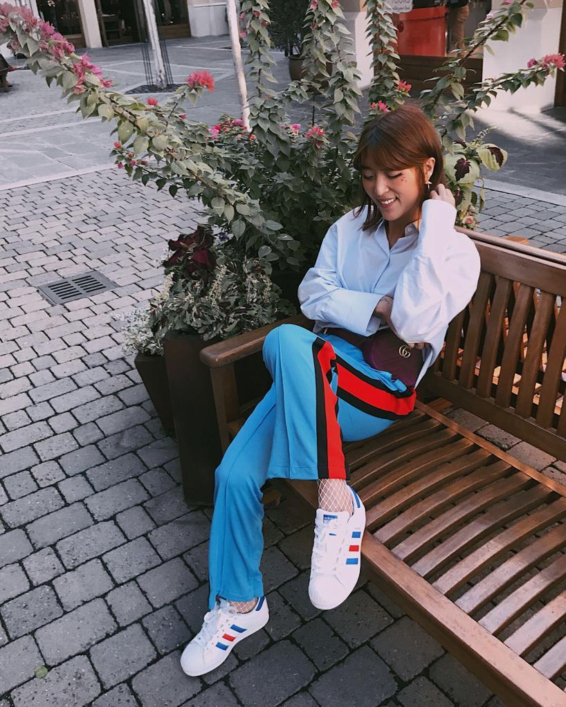 2fa01abdbfd6 Gucci Gg Marmont MatelassÉ Velvet Belt Bag In Fucsia | ModeSens