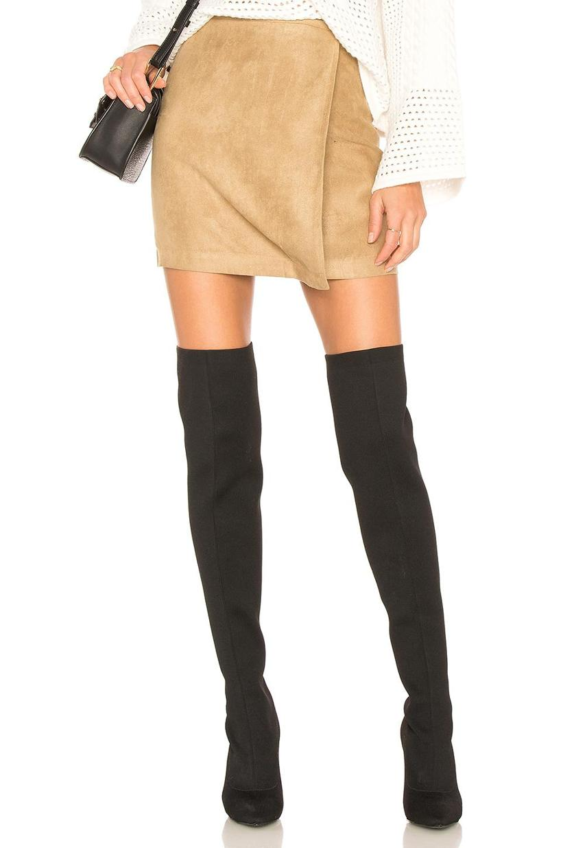 41734c10a84 Kendall + Kylie Ayla Over-The-Knee Boots In Black