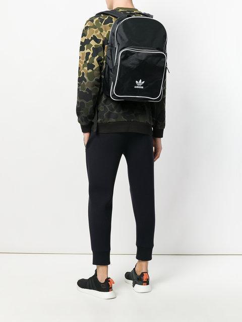 195879022951 Adidas Originals Adicolor Backpack In Black Cw0637 - Black