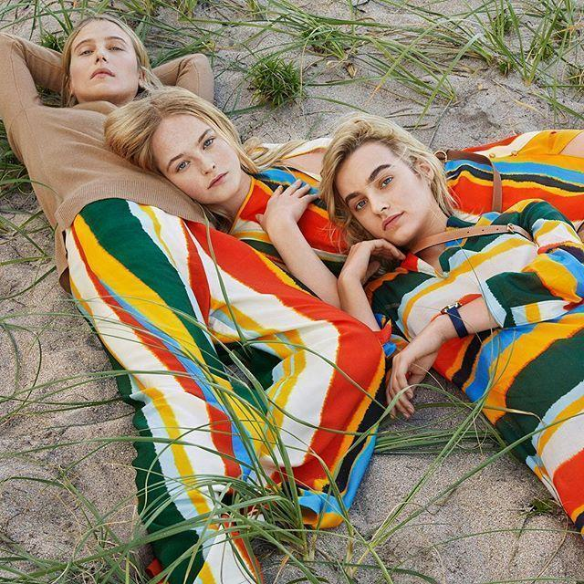 dc5f66156fc63 TORY BURCH Stephanie Beach Cotton-Voile Tie-Dye Kaftan in Multicoloured