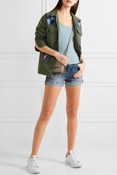 18e2969d702 Madewell High Rise Denim Boy Shorts In Glen Oaks