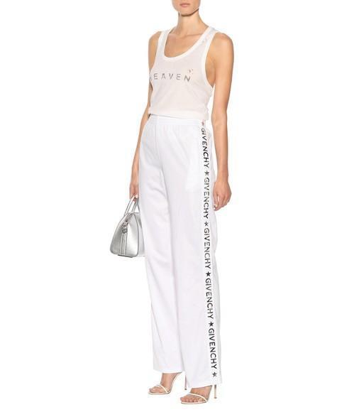 Givenchy Antigona Mini Leather Shoulder Bag In Silver  40c22abdf6112