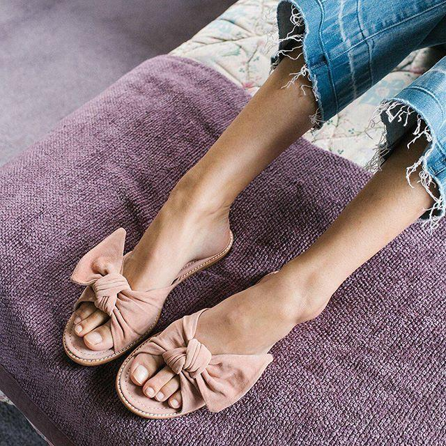 3862a0d56a3a3 Madewell Naida Slide Sandal In Cider Leather
