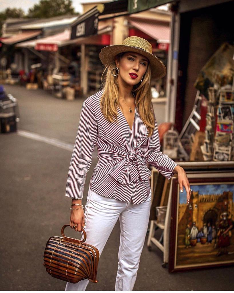 f15b0cbcf01 Janessa Leone Klint Hat In Tan