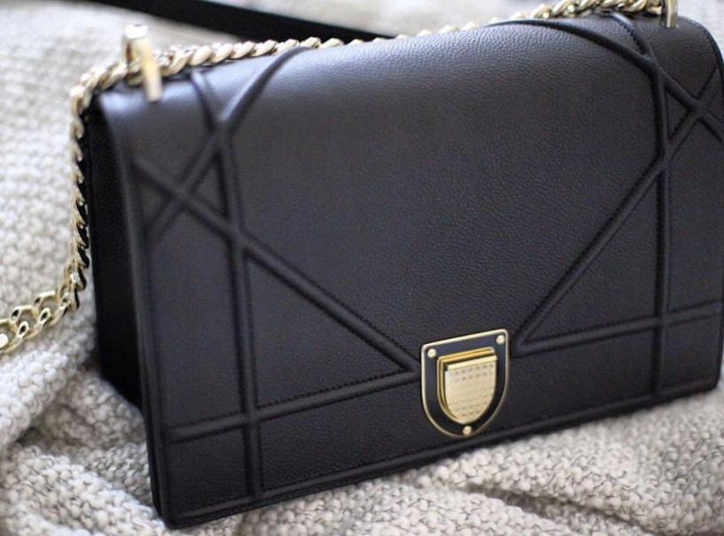 06e2fa45b26 purseblog  Ok 👍  dior  musthave From purseblog closet DIOR Womens Studded  Leather Crossbody